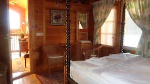 Med varierende møblement, gratis Wi-Fi, sengetøj