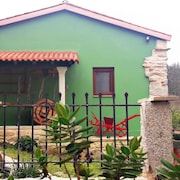 House With one Bedroom in Vimianzo, With Enclosed Garden and Wifi