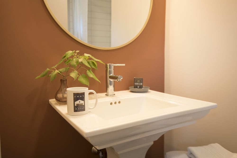 Bathroom, Rest - a Modern Motel