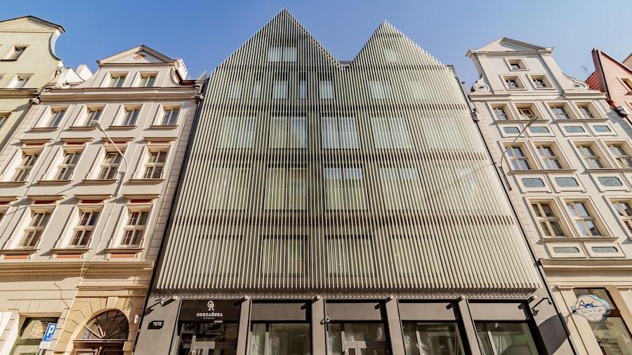 Odrzańska Residence by Boogie Apartments