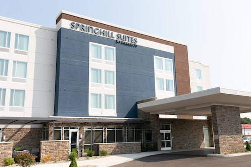 SpringHill Suites by Marriott South Bend Notre Dame Area