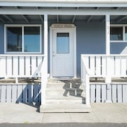 Beach House on Perch - On the Humboldt Bay