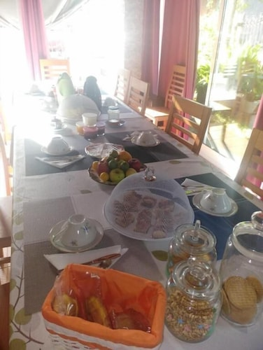 Breakfast buffet, A Casiña da Mara