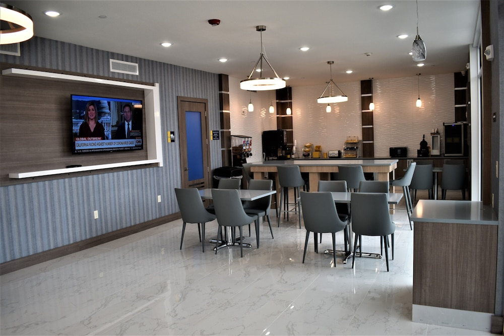 Lobby, Days Inn & Suites by Wyndham Downtown/University of Houston