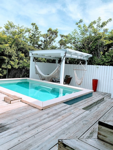 Depe - Private Slice of Paradise 3br 2ba & Pool!