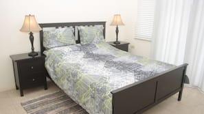 2 Schlafzimmer, Bügeleisen/Bügelbrett, Babybetten, WLAN
