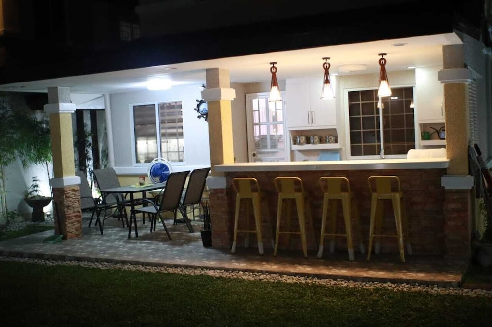 Pool, Brand New Fully Furnished VIlla in Mabalacat