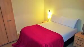 Gratis wi-fi og sengetøy