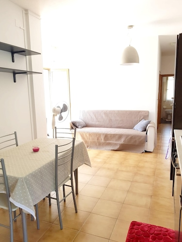 Apartment With 2 Bedrooms in Rocca San Giovanni, With Wonderful sea View and Furnished Balcony