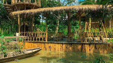 Bamboo Eco Village