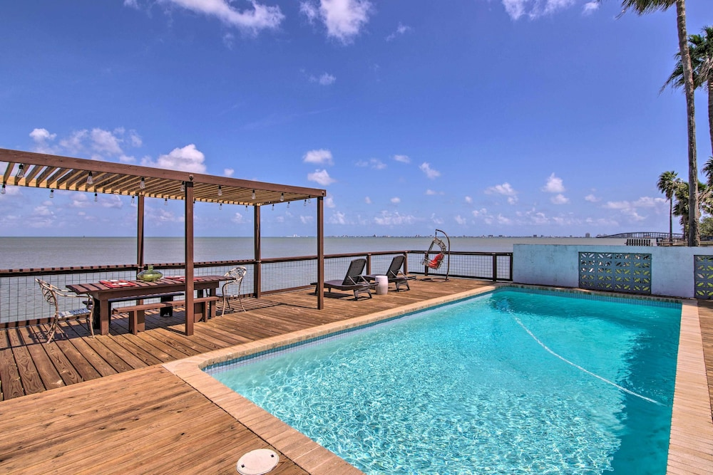 Featured Image, Waterfront Port Isabel Family Home w/ Pool & Pier!
