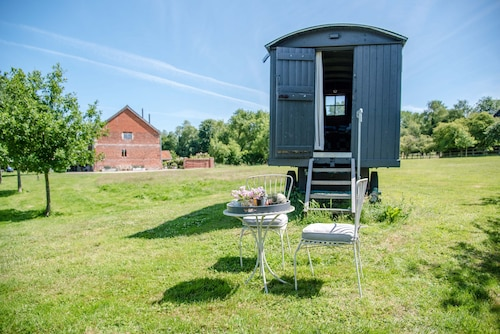 Abbey Shepherds Hut