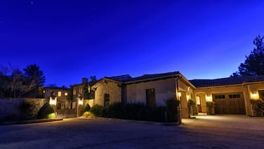 Lx1: Chateau D' Renaitre - Carmel-by-the-sea Luxury Villa: