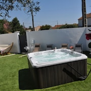 Holiday in Arles - Villa Jacuzzi
