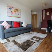 Modern one bed City Centre Apartment