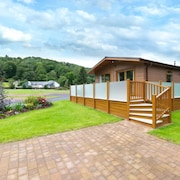 Llyn Brenig Lodge - Two Bedroom House, Sleeps 4