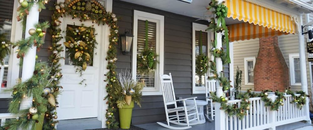 Porch, Rehoboth Guest House - Adults only