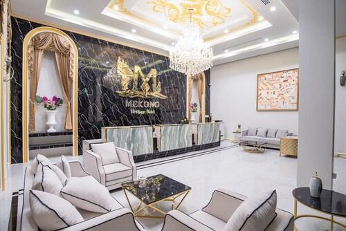 메콩 헤리티지 호텔.