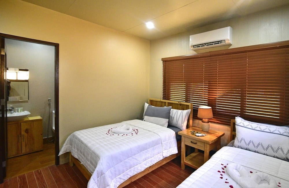 Room, Cebu Safari and Adventure Park