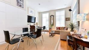 3 間臥室、書桌、熨斗/熨衫板、免費 Wi-Fi