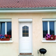House With one Bedroom in Cayeux-sur-mer, With Enclosed Garden and Wifi