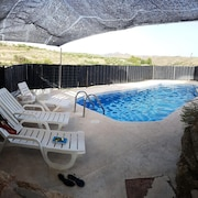 House With 6 Bedrooms in Vélez-rubio, With Wonderful Mountain View, Private Pool, Enclosed Garden