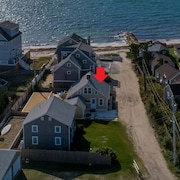 3 Doors From Private Beach on Nantucket Sound