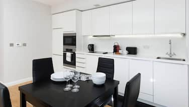 Sleek 1 Bedroom in the Heart of Central London