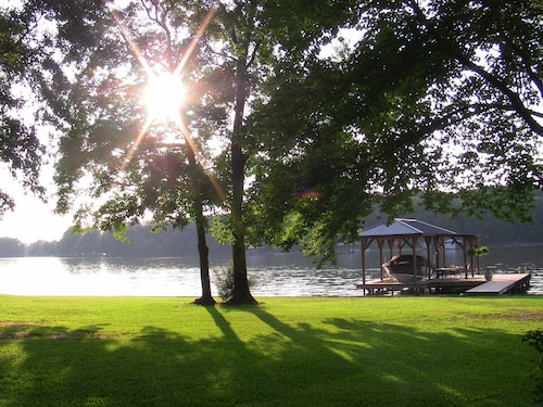 New! Waterfront Resort Logan Martin Lake ... Also Listed on Airbnb.com