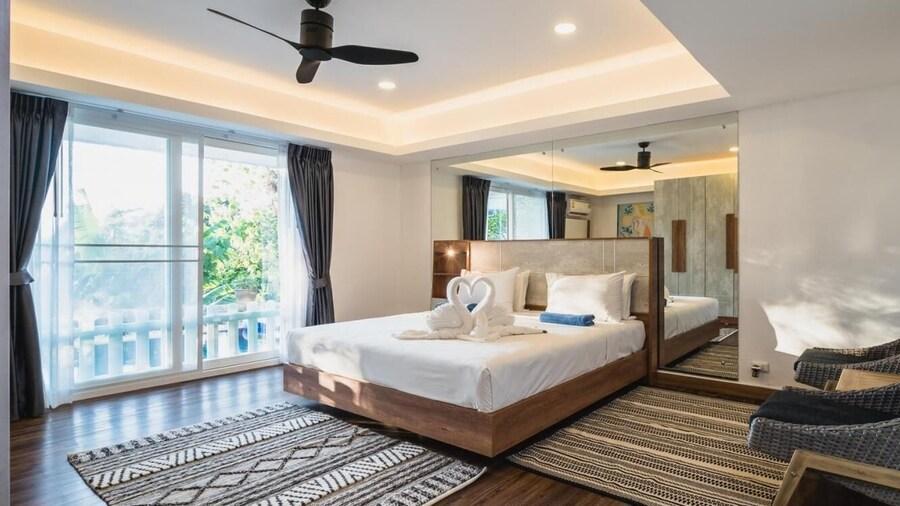 Patong Hill Villa by Lofty