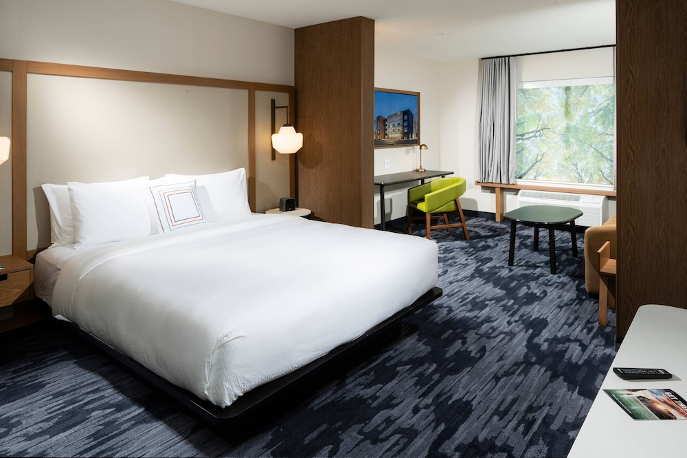 Room, Fairfield Inn & Suites by Marriott Las Vegas Northwest