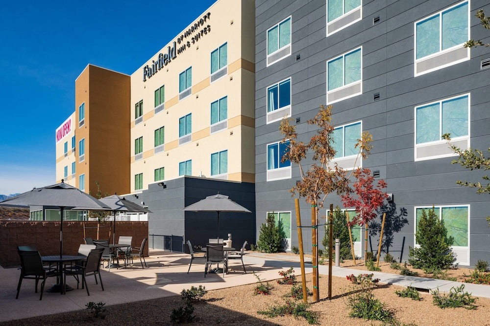 Exterior, Fairfield Inn & Suites by Marriott Las Vegas Northwest