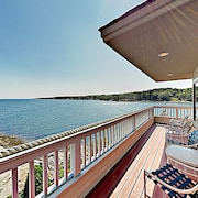 New Listing! Private Seaside Sanctuary W/ Elevator 4 Bedroom Home