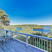 New Listing! Waterfront W/ Stunning Views 4 Bedroom Home