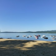 Perfect Family Getaway on Lake Ossipee In the Mountain View Community
