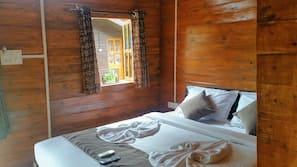 Premium bedding, Tempur-Pedic beds, minibar, individually decorated