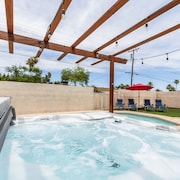 Papago Sunshine - Pool + Hot Tub + Ping Pong + Cable + Old Town Scottsdale, ASU