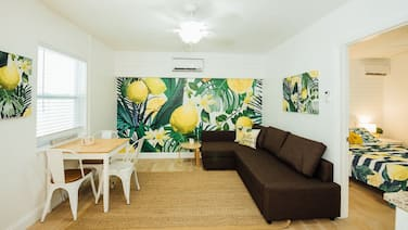 Squeeze the Day! Fun and Funky St Pete Beach apartment- Sleeps4
