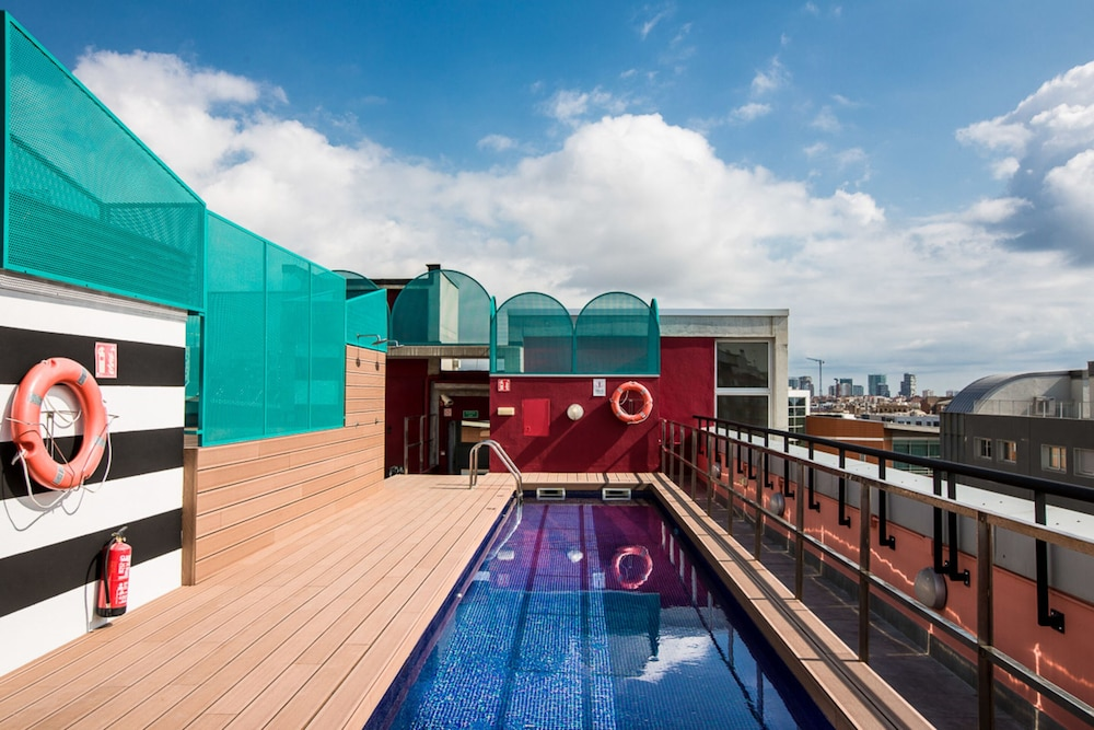 Rooftop Pool, TSH Campus Marina Residence- Education Purpose only