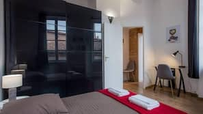 1 chambre, fer et planche à repasser, Wi-Fi