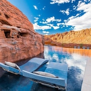 Secluded Padre Canyon Luxury 5 Bedroom Home