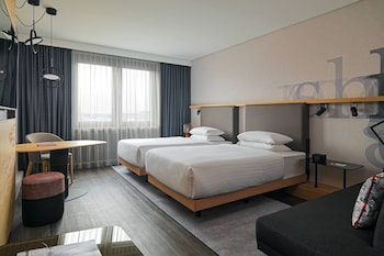 Frankfurt Airport Marriott Hotel