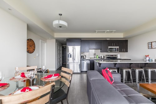 Simply Comfort. Canadian Spirit 1bd in Halifax