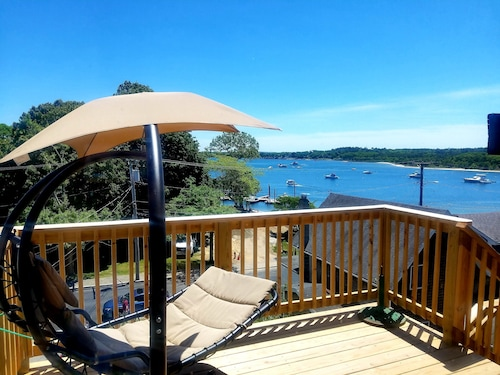 Sanddollar Suite - Private Deck With Incredible Views of Onset Beach