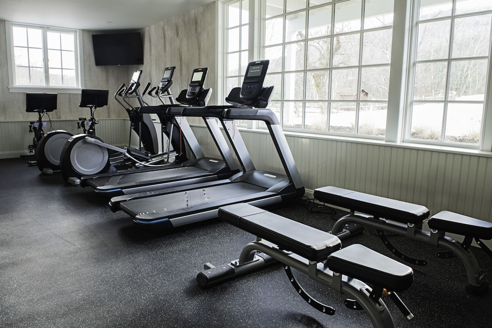 Fitness Facility, Shandaken Inn
