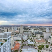 Downtown Miami Large Penthouse Condo