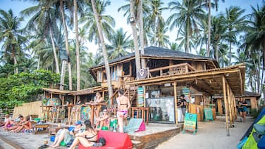 Mad Monkey Hostel Nacpan Beach - Adults Only