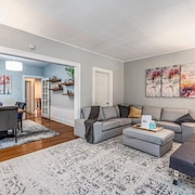 Family Friendly , Safe & Artsy Near Botanical Gardens W/patio & Parking
