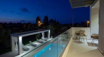 Villa Olive Green