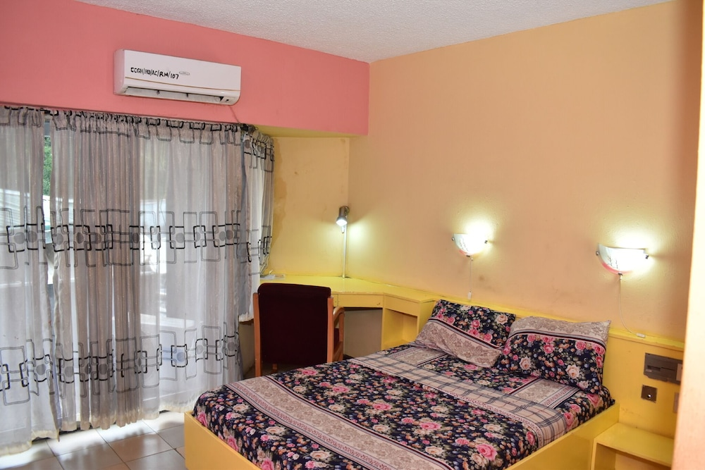 Room, OAU CONFERENCE CENTRE & GUEST HOUSES LTD